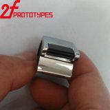 Peça de alumínio fazendo à máquina do CNC da elevada precisão