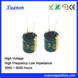 De Elektrolytische Condensator van het Aluminium van de hoogspanning 250V 10UF