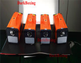 Côté de pouvoir de lampes de la télévision en circuit fermé TV DV DEL d'amplificateur sonore avec la batterie de grande capacité