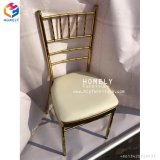Hotsale Hochzeits-und Ereignis-Gebrauch-festes Holz-Tiffany-Stuhl Hly-Cc035