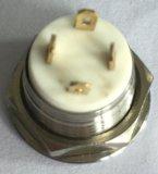 12mm Druckknopf-heller Schalter