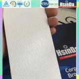 Ral9016 RAL7035 texture fine couche de peinture poudre polyester