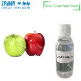 Starkes flüssiges doppeltes Apple-Aroma
