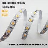 Migliore indicatore luminoso di striscia di qualità 3500K 5050 SMD LED per la mensola