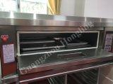 Berufsbacken-/Bäckerei-Geräten-Gas-Brot-Ofen seit 1979