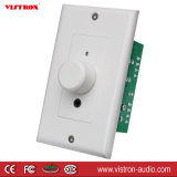熱い販売のBluetoothの壁の受信機、壁版可聴周波制御アンプ(USB、マイクロフォン及び補助の入力)