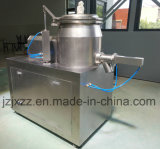 Granulador mojado farmacéutico de alta velocidad para el polvo