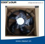 CA assiale azionato da motore del ventilatore 220V del rotore esterno di Coolsour