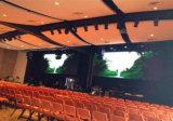 Fase de aluguer de exposições de publicidade P10 LED HD de ecrã Monitor de vídeo