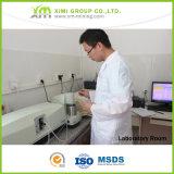 Ximi muestra del soporte del grupo, sulfato de bario precipitado,