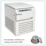 Centrifugadora refrigerada del laboratorio de la capacidad de poca velocidad y grande de Dl6mc