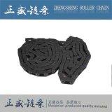 高品質の炭素鋼の版のタイプ葉ローラーの鎖