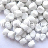 Alta qualidade (preço do competidor) Masterbatch branco para PVC TPU TPR dos QUADRIS do ABS do HDPE do PE dos PP