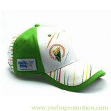 中国の製造業者の綿によって印刷される野球帽