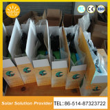 Im Freien Solarhauptsystems-SolarStromnetz