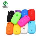 Silikon-Auto-Schlüsselkasten, Auto-Schlüsselsilikon-Kasten mit verschiedenen Farben