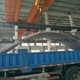 316L 1.4435Brida de la placa de acero inoxidable accesorios de tubería