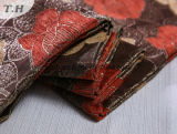 Slipcovers variopinti del jacquard di disegno floreale (FTH31866)