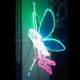 Flexible 12V IP65 LED Landschaftslampen LED entfernt Streifen-Licht-im Freiengebrauch des Weihnachtenled