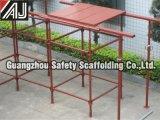 Roof와 Slab를 위한 강철 Shuttering Panel
