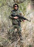 19カラーHoodieの戦術的なハンチング柔らかいシェルの軍隊のジャケット