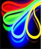 Indicatore luminoso al neon ultrasottile della corda della flessione LED del LED
