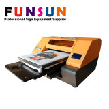 Funsunjet A3 T-Shirt T-Shirt Machine d'impression numérique