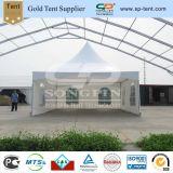 屋外の庭のイベントのための6X6mの最も高いピークの張力テント
