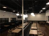 El café restaurante occidental mesa de madera maciza muebles