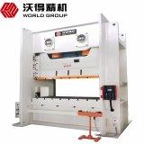 Jw36 250 toneladas de neumáticos prensa eléctrica de alta precisión de la máquina de perforación