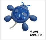 Концентраторы USB 2.0 с 4 портами