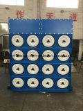 ショットブラストのための産業自動クリーニング式ろ過材の集じん器