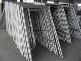 Gang door de Fabriek van de Steiger van de Steiger van het Systeem van het Frame