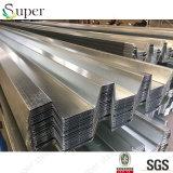 鉄骨構造に使用する電流を通された鋼鉄床のDeckingシート