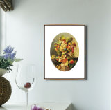 Toutes sortes d'illustration de peinture à l'huile d'art pour la décoration à la maison
