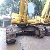 O tamanho médio usou a máquina escavadora de KOMATSU PC240 24 máquinas escavadoras usadas da tonelada esteira rolante hidráulica para a venda