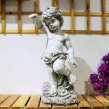 De Standbeelden van de Engel van de Cherubijnen van de Tuin van de magnesia voor de Decoratie van de Tuin