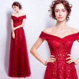 Vestito convenzionale dalla fasciatura del partito dell'abito di promenade di sera del cocktail sexy di modo 2016