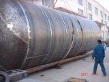 GRP FRP 탱크를 위한 수평한 감기 기계
