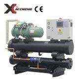 De industriële Harder van het Water van de Schroef van de Compressor van het KoelSysteem Enige