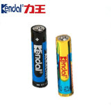 Bateria alcalina de Lr03 Am-4 AAA