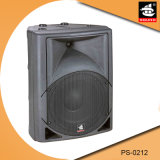 12 Zoll PROpa-Systems-Plastik-DJ-im Freien passiver Lautsprecher PS-0212