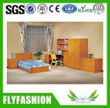 Школьная мебель общежития тройной двухъярусные кровати для продажи (BD-64)
