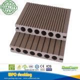 木製のプラスチック合成のDecking屋外WPCのDeckingの床