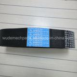 4 Gummi-V-Gürtel des Hb-1490 für WeltRuilong Erntemaschine