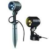 5x3w IP65 al aire libre RGB LED del paisaje del jardín luces del punto, punto de luz