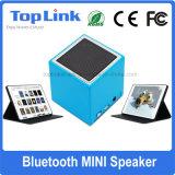 Beste verkaufende Superdrahtlose Würfel Bluetooth Lautsprecher-Baß-Fabrik