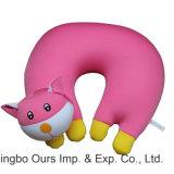 Fornecedor chinês 3D Modelagem Animal Cool U - travesseiro de partículas