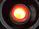 고밀도 금, K 금, 은 금속 격판덮개 지속 주조기