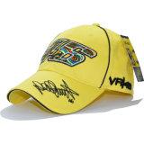 Casquette de baseball promotionnelle de panneau de la qualité 6 d'Emboridered de casquette de baseball de base-ball de chapeau de casquette de baseball